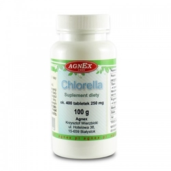 Chlorella tabletki 100g ok.400 tabl.