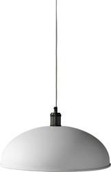 Lampa wisząca Hubert 45 cm biała