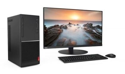 Lenovo komputer desktop v55t-15api tower 11cc0009pb w10pro 3400g8gb256gbintdvd3yrs os
