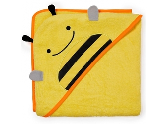 PSZCZÓŁKA ręcznik z kapturem ZOO