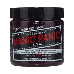 Farba manic panic- high voltage deep purple dream