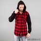 Bluza uc - tartan sweat hoody