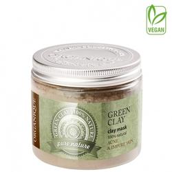 Maseczka z zielonej glinki 150 g 150 g 150 g