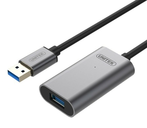 Unitek Przedłużacz Y-3005 USB 3.0 wzmacniacz sygnału 10m AM-AF