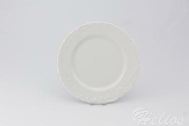 Talerz deserowy 21 cm - 0001 ROCOCO