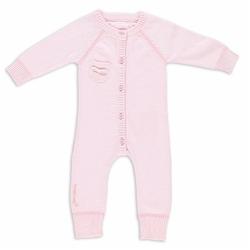 Babys Only, Pajacyk tkany, Różowy, rozmiar 68cm