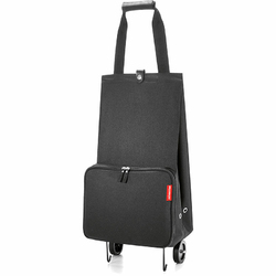 Wózek na zakupy Reisenthel Foldabletrolley Black RHK7003