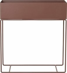 Doniczka Plant Box red brown