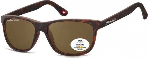 Okulary nerdy  montana mp48b polaryzacyjne panterka