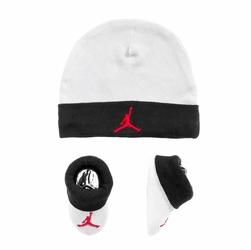 Zestaw dla niemowląt air jordan czapeczka buciki - lj0102-001 - 001
