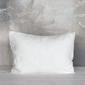 Moana :: lniana poszewka na poduszkę pure cream biała