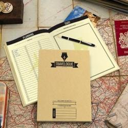 Dziennik podróżnika travelogue