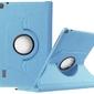 Etui obrotowe 360 do huawei mediapad t3 7.0 niebieskie - niebieski