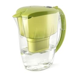 Dzbanek filtrujący wodę z wkładem aquaphor jasper b100-25 maxfor limonkowy 2,8 l
