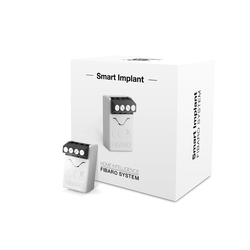 Fibaro smart implant - szybka dostawa lub możliwość odbioru w 39 miastach