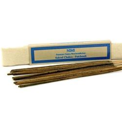 Kadzidełka na 2 czakrę sacral-chakra patchouli nimi premium, 15 sztuk