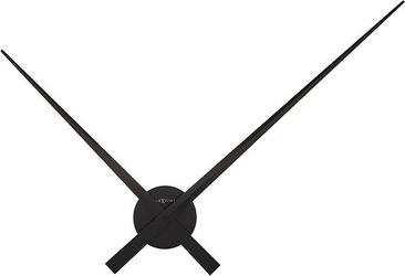 Zegar ścienny hands 70 cm czarny