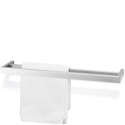 Reling łazienkowy na ręczniki podwójny linea zack 40393