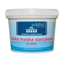 Buska maska siarczkowa do ciała 500g