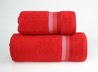 Ręcznik Frotex Ombre Czerwony - czerwony