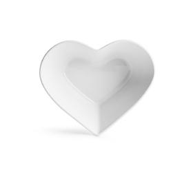 Miseczka do serwowania Serce biała Kitchen Sagaform
