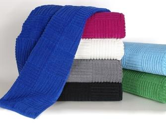 Ręcznik ENIGMA Frotex stalowy - stalowy