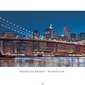 New york brooklyn bridge - plakat