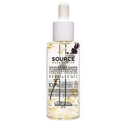 Loreal source radiance oil, olejek do włosów koloryzowanych 70ml