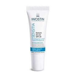 Iwostin sensitia balsam do ust spf20 10ml