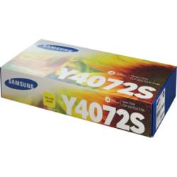 Wkład z żółtym tonerem Samsung CLT-Y4072S
