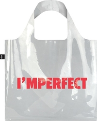 Torba LOQI Transparent Imperfect