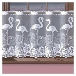 Firanka flamingi wysokość 50 cm