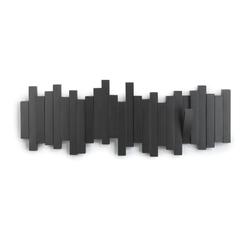 Umbra - wieszak ścienny - sticks black - czarny