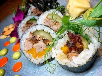 Wyjątkowe chwile z sushi - katowice