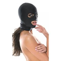 Maska z 3 otworami fetish fantasy