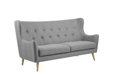 Sofa 3osobowa kamma light grey