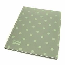 Notes Memo Book 19,5x23,8 cm - Refleksyjne kropki - refleksyjne kropki