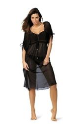 Sukienka plażowa marko dora nero m-443 2