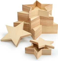 Pudełka Big Star 4 szt.