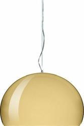 Lampa Fly metalizowana złoto