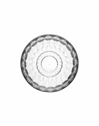 Wieszak Jellies 9,5 cm transparentny