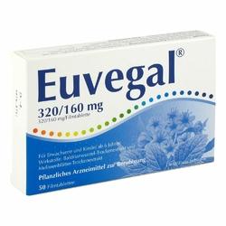 Euvegal 320160 mg Filmtabl.