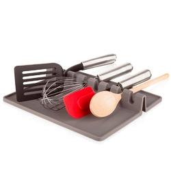Tomorrows kitchen - podkładka na przybory kuchenne xl, szara