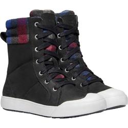 Buty miejskie damskie keen elena boot - czarny