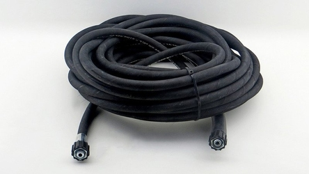 Wąż wysokociśn. 20 m, dn 10, 400 bar, czarny