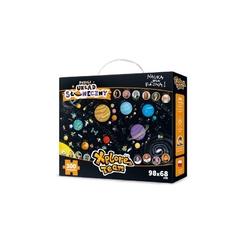 Układ słoneczny puzzle 300 el. explore team