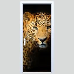 Fototapeta na drzwi lampart 173p