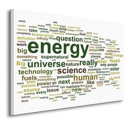 Energy - obraz na płótnie
