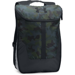 Plecak ua expandable sackpack - brązowy