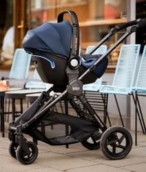 Wózek 3w1 britax römer b-motion 4 plus + fotelik baby-safe2 i-size